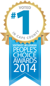 Voted #1 in Cape County - Best Heating and Cooling